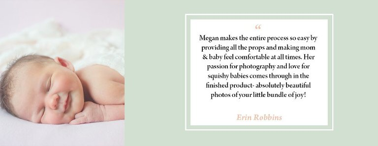 nh newborn and family photographer testimonials