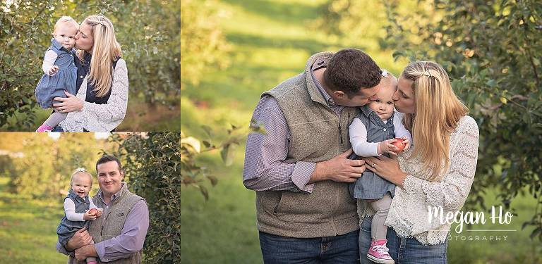 Londonderry New Hampshire family session in the fall